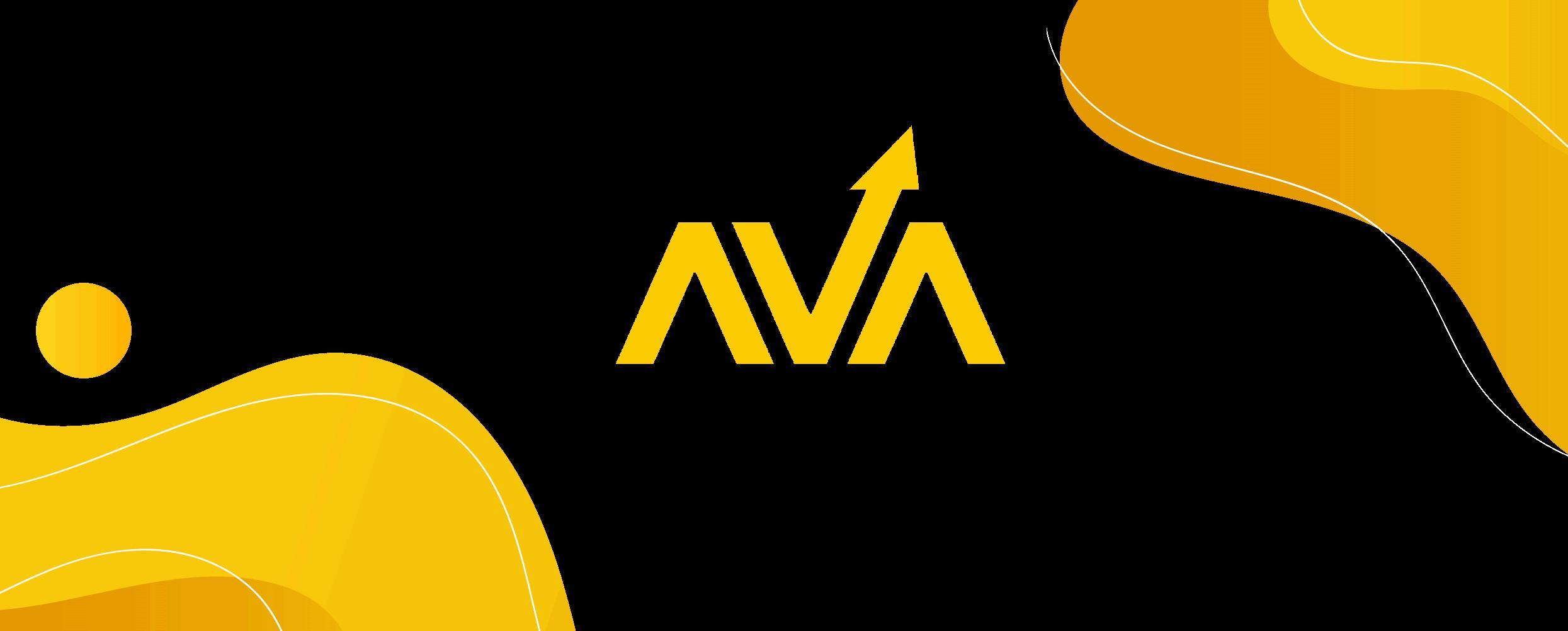 baner AVA Marketing z logo