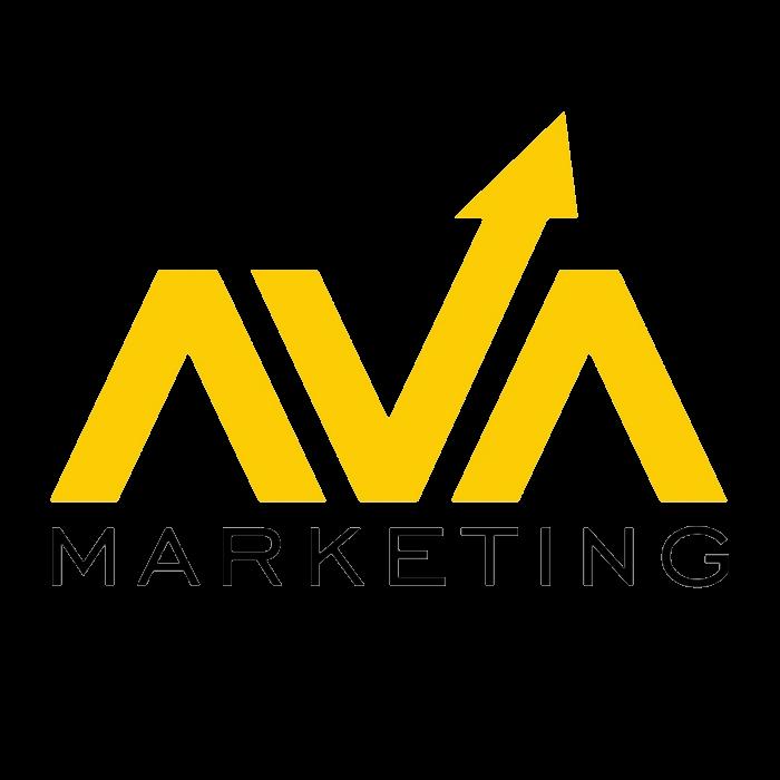 logo AVA Marketing agencja interaktywna w Stavanger