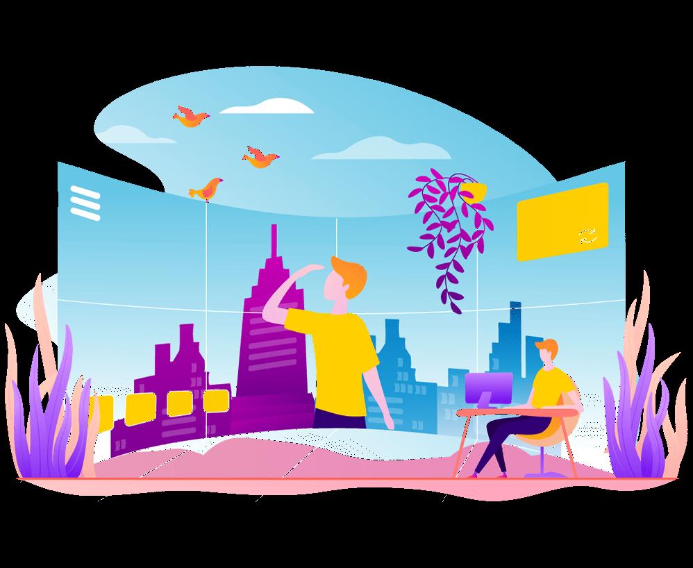 spacery wirtualne w Norwegii AVA Marketing